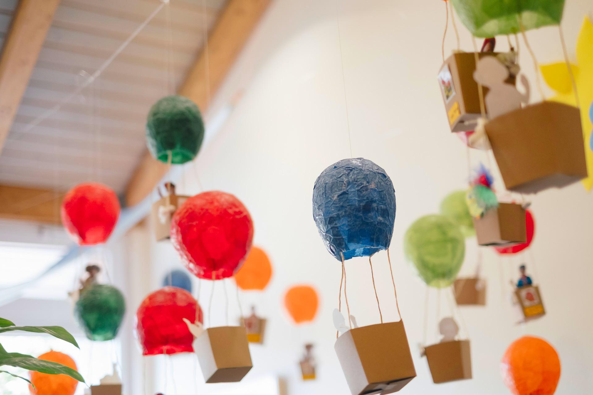 Slider – Heißluftballons